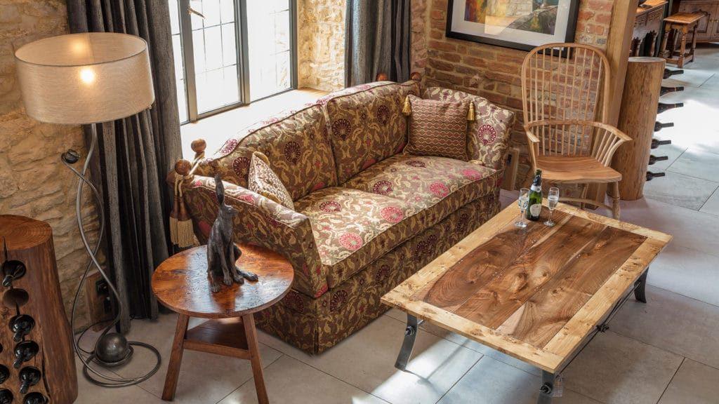 Изготовление диванов и кресел